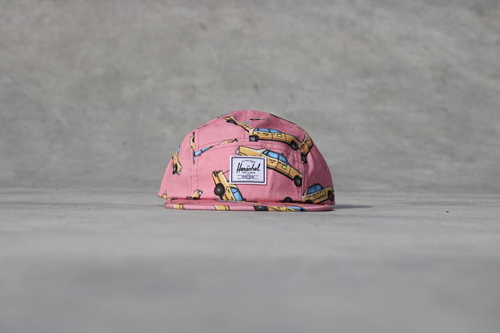 5-panel Strawberry Taxi Youth (0)