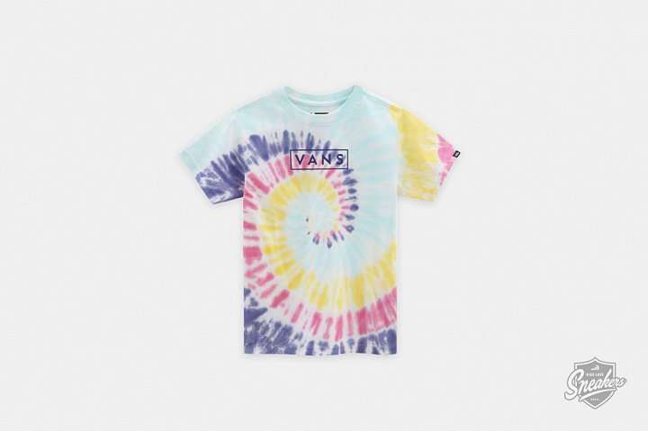 Tie Dye Easy Box T-shirt Rainbow Spectrum TD PS (0)