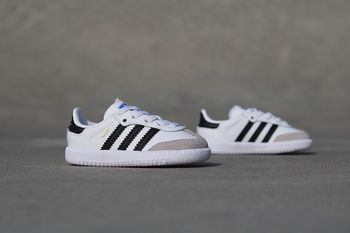 Samba o.g White/Black TS (2)