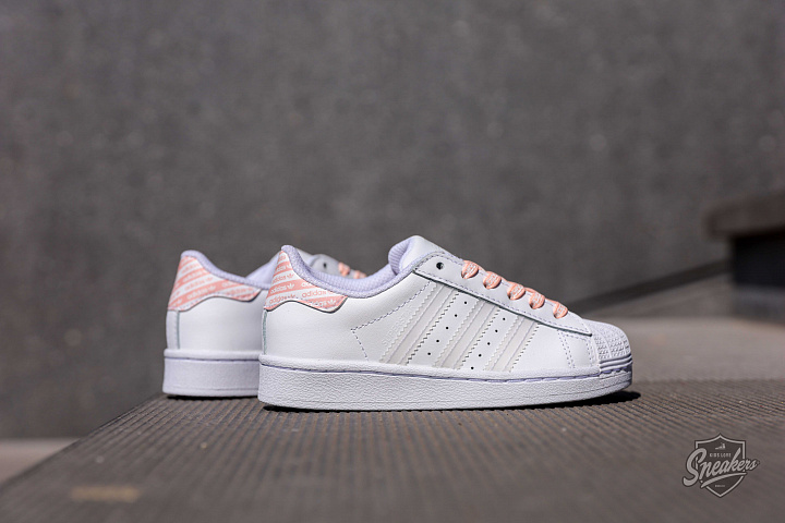 Superstar White/Glopink PS (0)
