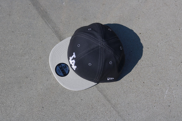 9fifty LA Dodgers 2-tone  (2)