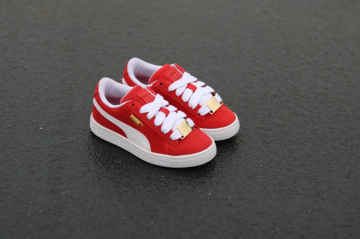 Suede classic bboy ps red-flam (0)