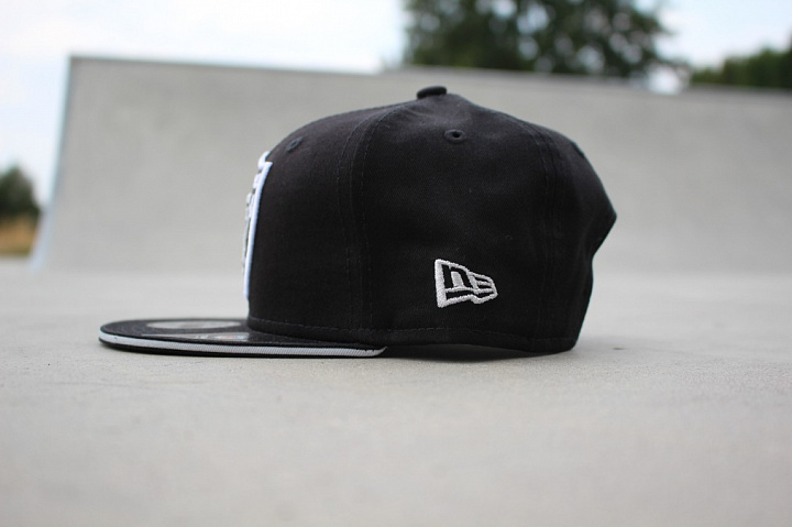 9FIFTY Raiders Black/Silver Child (1)