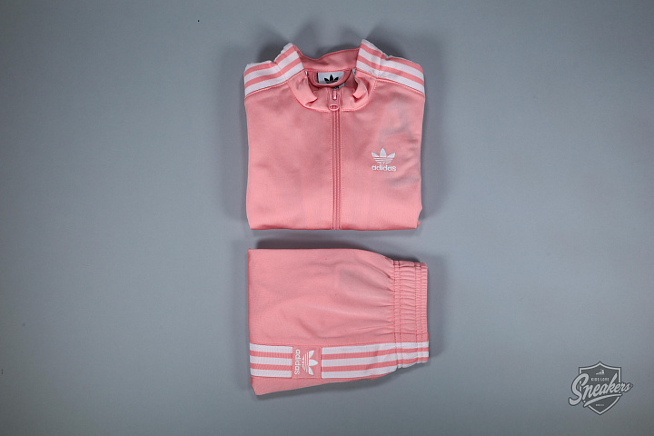 Lock up suit Glopink/white TS (0)