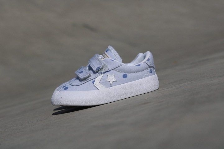 Ox Breakpoint Light Blue/Polka TS (3)