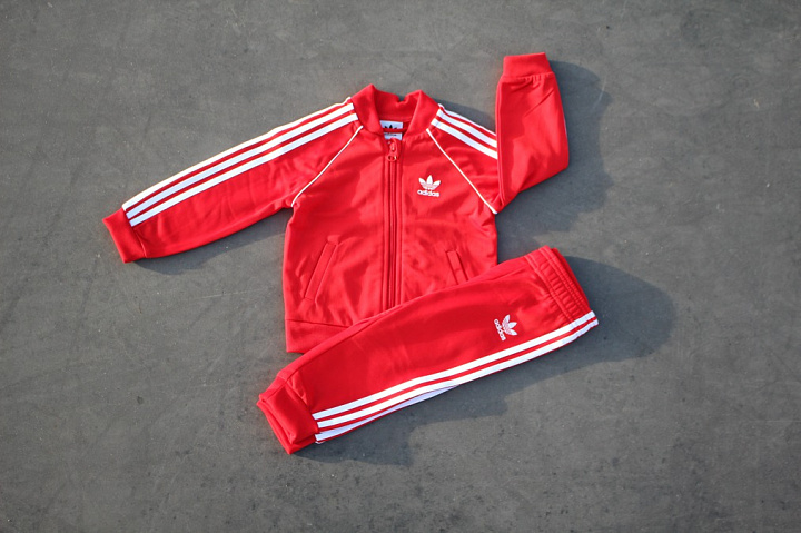 Superstar Suit Scarlet Red TS (1)