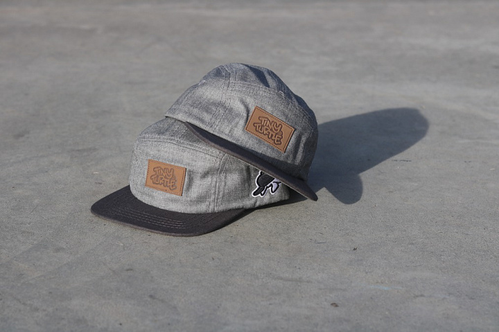 5-panel Denim/Grey TS  (4)