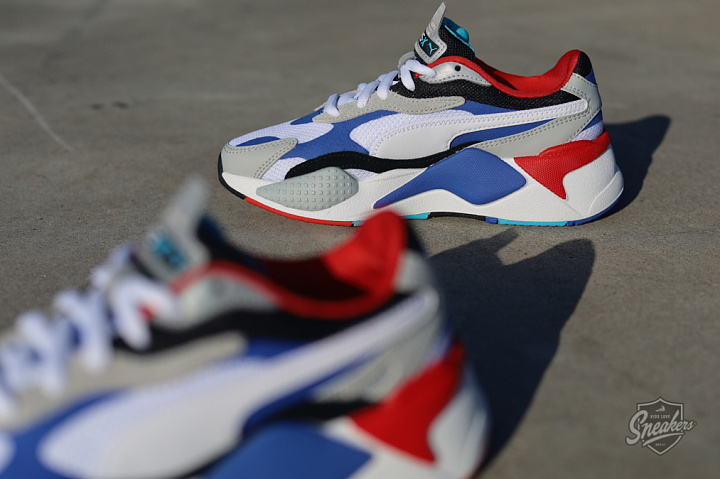 Rs-X Puzzle White/dazzling blue/red GS (2)