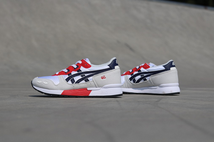 Gel-lyte White/Red/Navy PS (0)