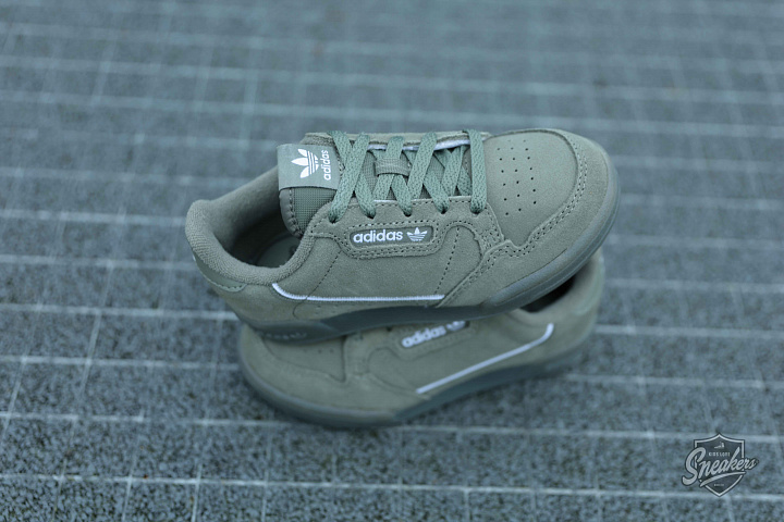 Continental Army-green/Suede PS (2)