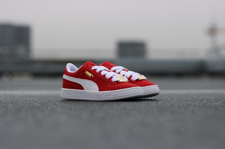 Suede classic bboy ps red-flam (7)