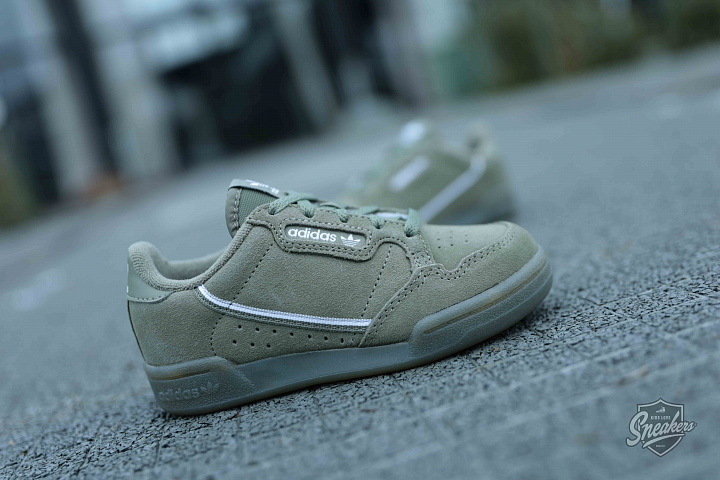 Continental Army-green/Suede PS (1)