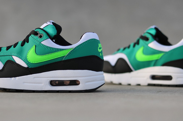 Air max 1 Neptune/Green GS (6)