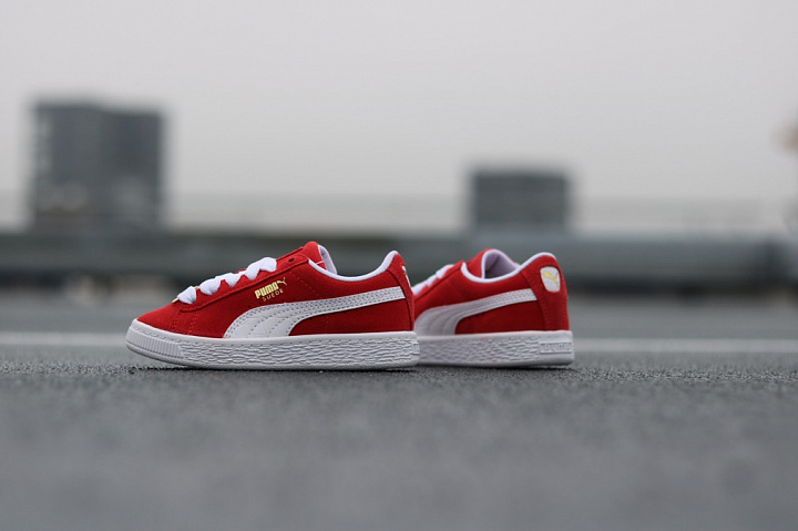 Suede classic bboy ps red-flam (4)