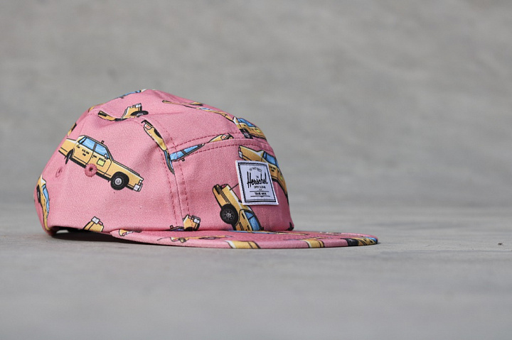 5-panel Strawberry Taxi Youth (3)