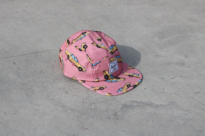 5-panel Strawberry Taxi Youth (2)