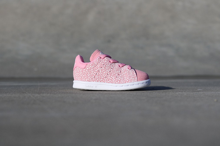 Stan smith Glow/Spikkels Pink TS (3)