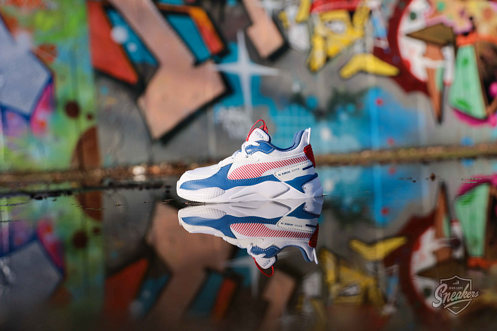 Rs-X Joy White/Red/Blue PS (0)